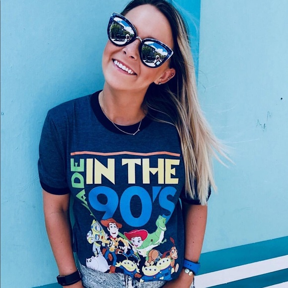 Disney Tops - Made in the 90s Toy Story Tee